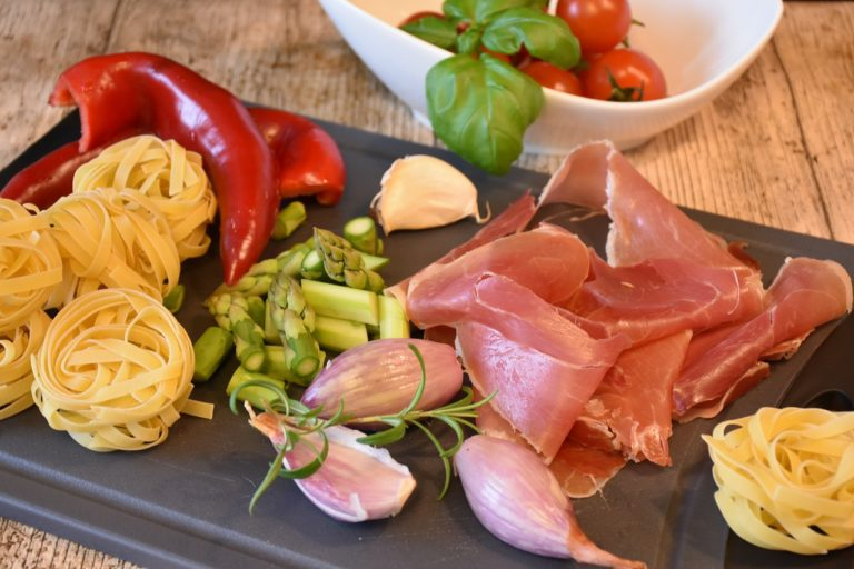 foods to try in italy