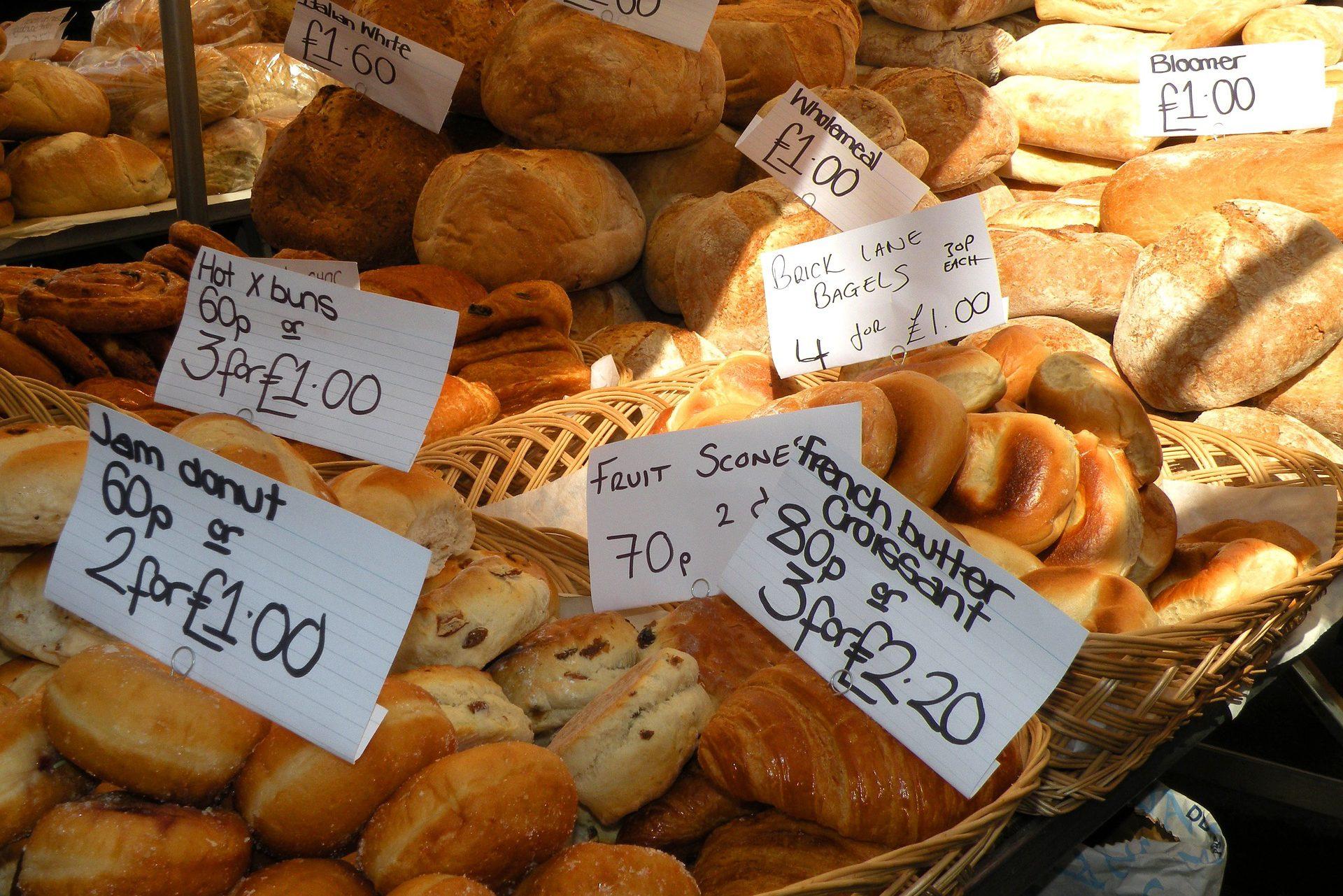 bread market london