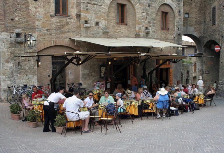 Tuscany foodie